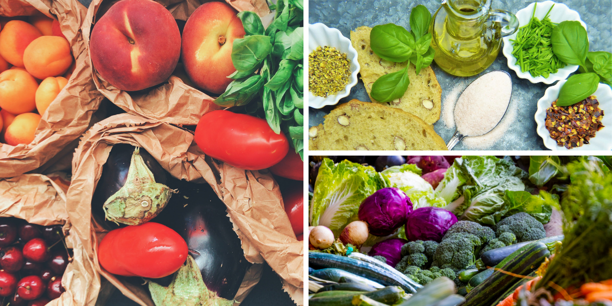 Foods that help you control your blood pressure and other health issues