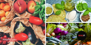 Foods that help control blood sugar