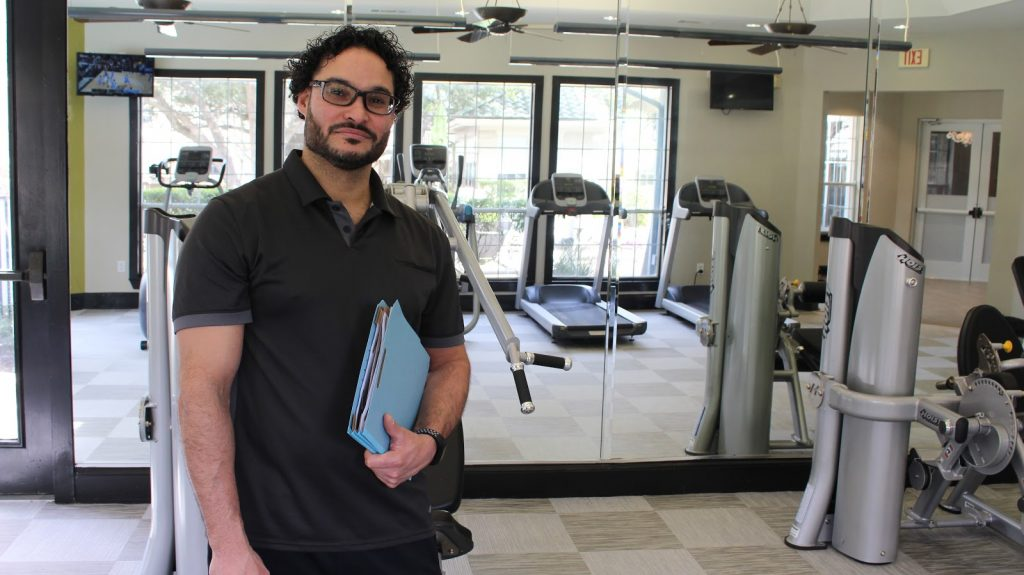 Rafael PT Fitness for weight loss and fitness