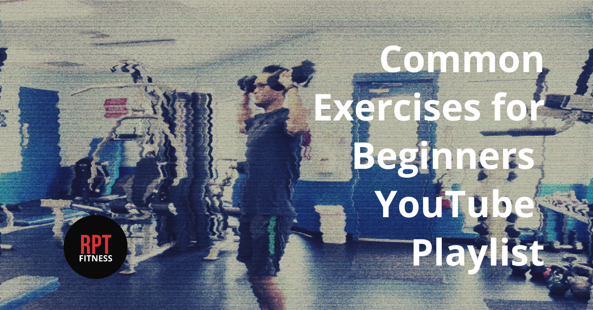 Common exercises for beginners