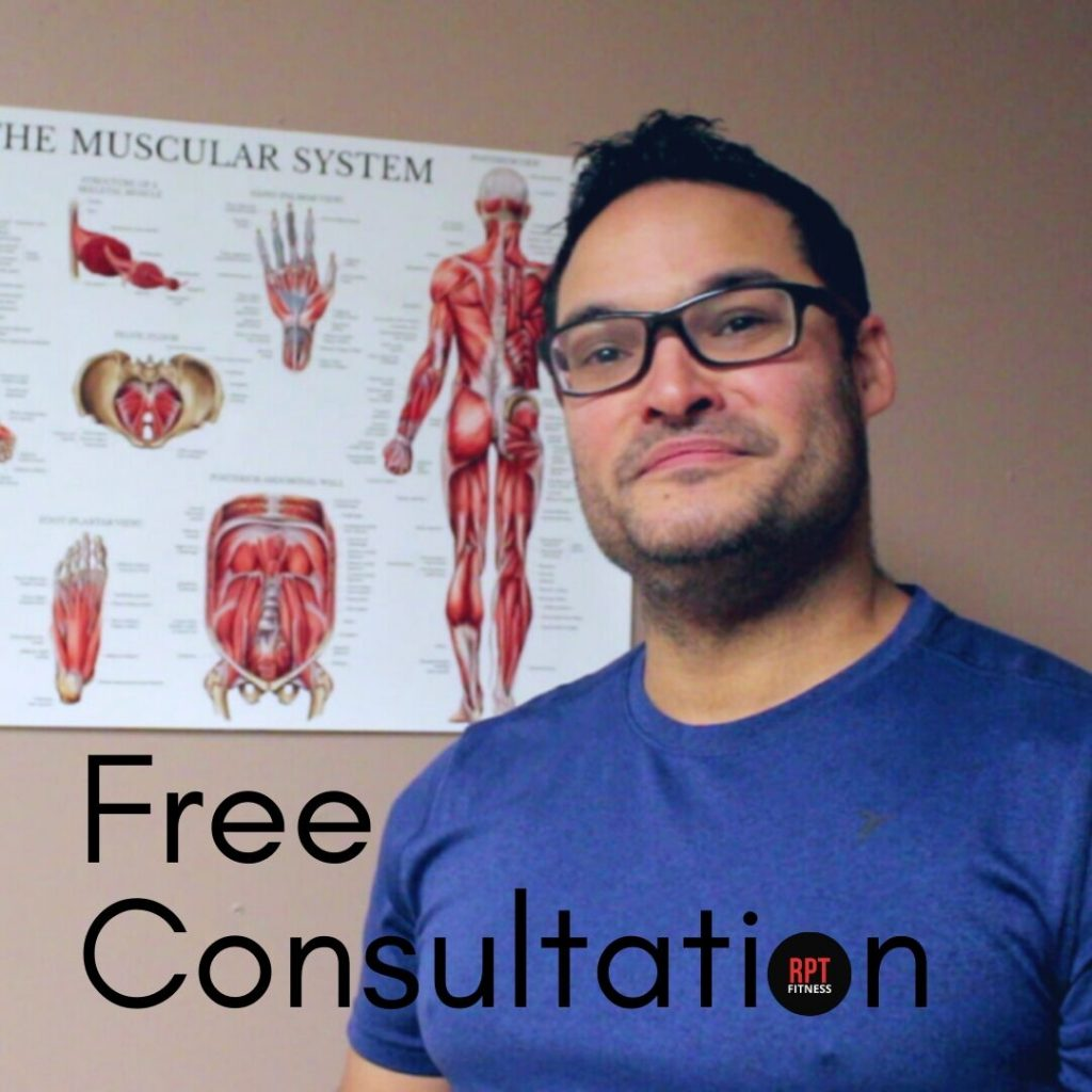 Find Joint pain relief working with Rafael PT Fitness