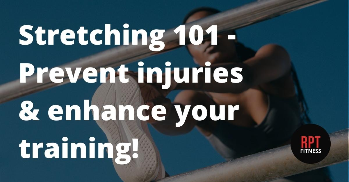 Stretching helps prevent injury learn more with Rafael PT Fitness in Austin TX