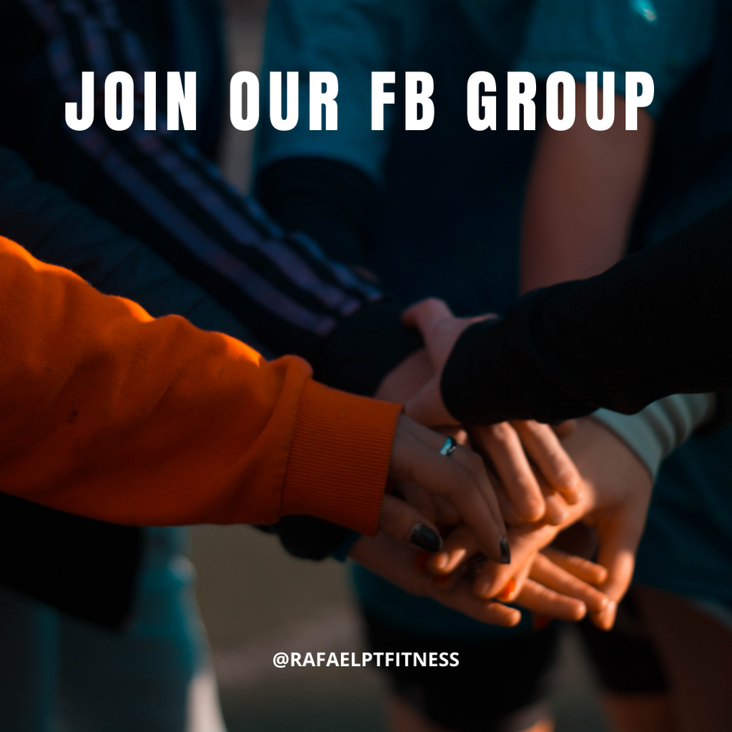 Rafael PT Fitness come train with us in Austin TX